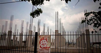 Will Chavez's unfulfilled promises affect Sunday's election?