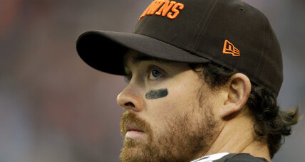 Colt McCoy traded: Cleveland QB shipped to San Francisco for draft picks