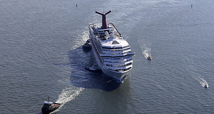 Carnival cruise ship fails health inspection. Why?