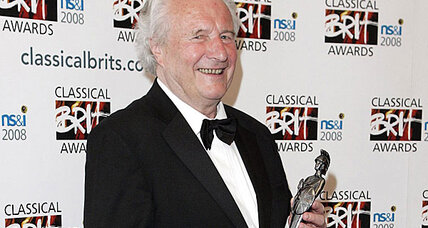 Colin Davis dies, leaves London Symphony Orchestra legacy