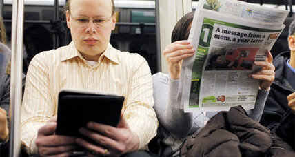 Are e-readers hurting our reading comprehension?