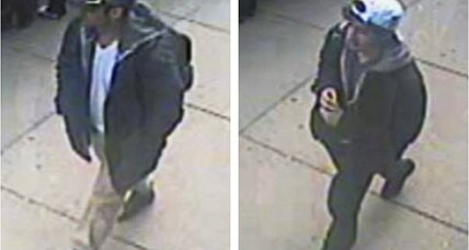 FBI releases photos of marathon suspects. Vindication for surveillance video?