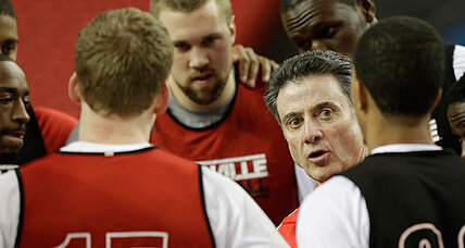 Final Four start time: Louisville vs. Wichita State