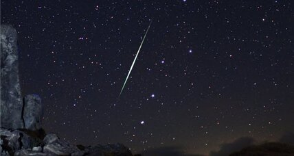 Fireballs! 'Tis the season for massive meteors.