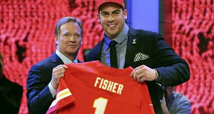 2013 NFL draft: Bring on the beef