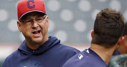 Terry Francona lost on way to Cleveland ball park