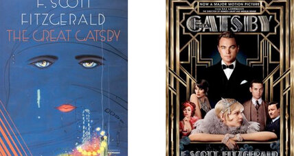 'The Great Gatsby' movie tie-in cover rankles some fans