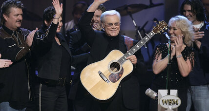 George Jones dies: Country music legend sang about life he lived