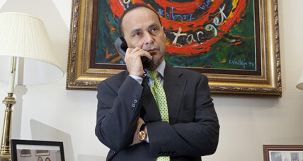 Luis Gutierrez: pivot man on House immigration 'gang'