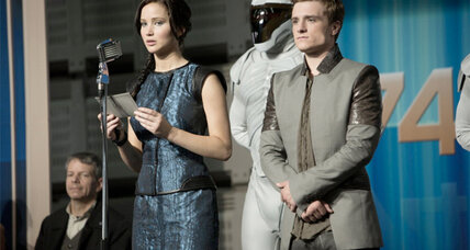 'The Hunger Games' trilogy drives juvenile fiction sales up 13.1 percent for 2012