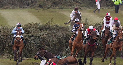 Second horse dies at Aintree steeplechase in England