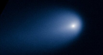 Comet of the century? ISON has 'potential' to be visible all day.