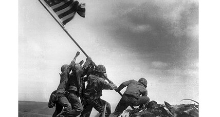 Alan Wood dies, leaves legacy of Iwo Jima flag