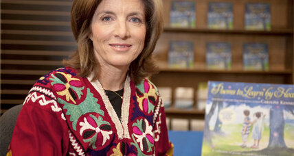 Caroline Kennedy: ambassador for poetry