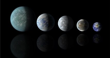 Livable super-Earths? Two candidates among Kepler's latest finds.