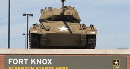Fort Knox shooting: Soldier charged with murder