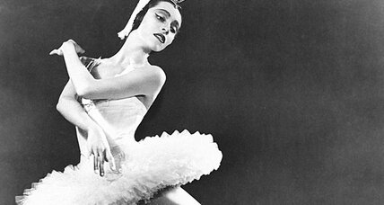 Maria Tallchief dies, leaves legacy as first American prima ballerina