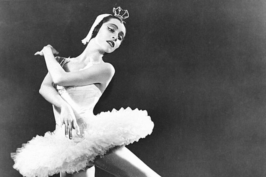 Maria Tallchief dies, leaves legacy as first American prima ...