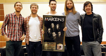Maroon 5 plans: The band will tour, release new album