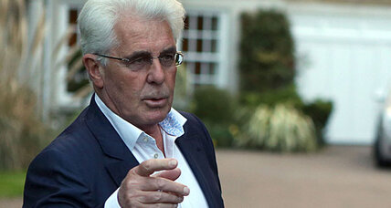 Max Clifford faces 11 counts of  indecent assault