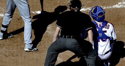 Major League Baseball: You're the umpire. How well do you know the rules?