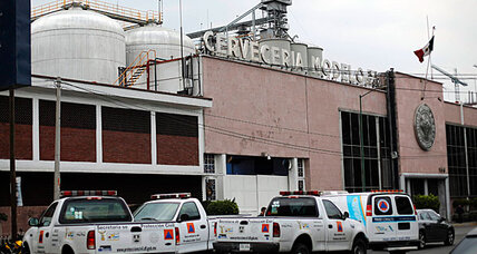 Mexico brewery accident leaves seven dead