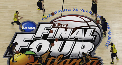 NCAA Final Four preview: Louisville, WSU, Mich., and Syracuse will keep things lively