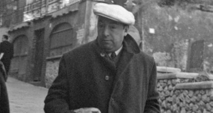 Chile's Pablo Neruda: from Nobel laureate to center of suspected murder plot