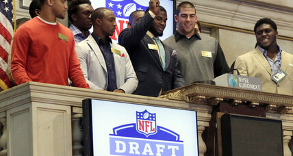 NFL Draft 2013: The next generation of NFL stars takes the stage
