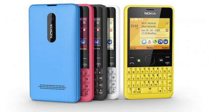 With budget-friendly Asha 210, Nokia takes aim at emerging markets