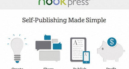 Barnes & Noble creates a new self-publishing service