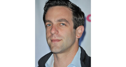 B.J. Novak will release a book of stories in 2014