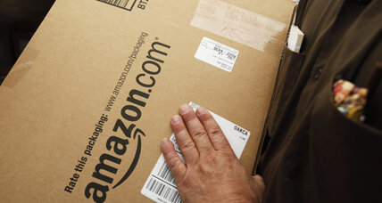Online sales tax bill hits a potential firewall