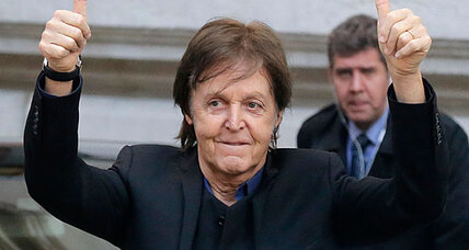 Paul McCartney richest musician in Britain