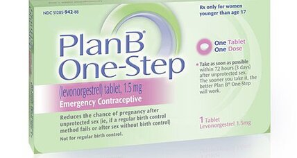 Morning-after pill okay for ages 15 and up, says FDA