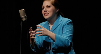 Poetry Out Loud 2013 finals: students from all over the US will compete