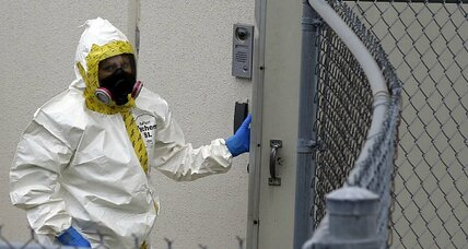 Ricin roils Washington: How dangerous?