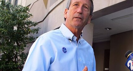 SC's ex-Gov. Sanford wins runoff, will face Colbert Busch
