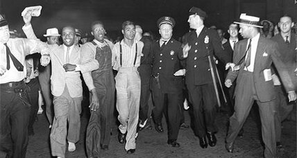 Will the Scottsboro Boys get a posthumous pardon?