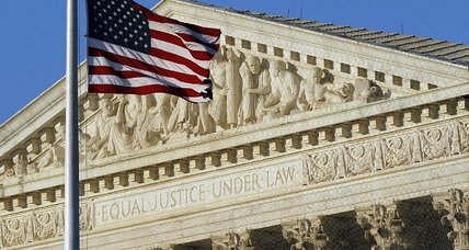 Can medical companies patent human genes? Supreme Court hears key case. (+video)
