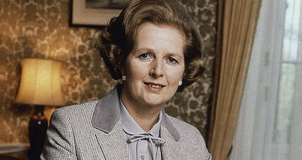 Margaret Thatcher dies, leaves legacy as 'Iron Lady'