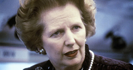 Margaret Thatcher: Her portrayals in pop culture