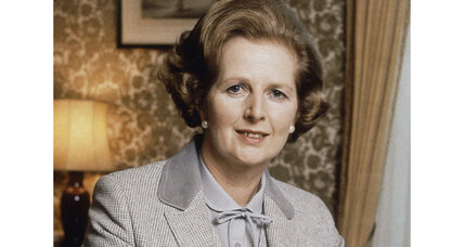 Margaret Thatcher authorized two-volume biography