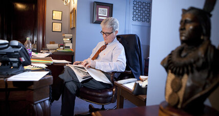 Sen. Tom Coburn: How 'Dr. No' helps others say 'yes' (+video)