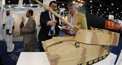 UN arms trade treaty: Will it receive US Senate approval?