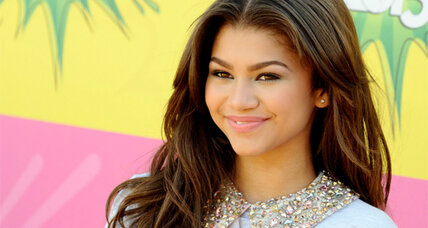 Zendaya 'DWTS': Disney Channel star earns first 10s of the season