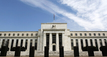 Cheap Fed money isn't helping the economy