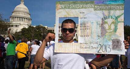 Why immigration reform's simplest question has no easy answer (+video)