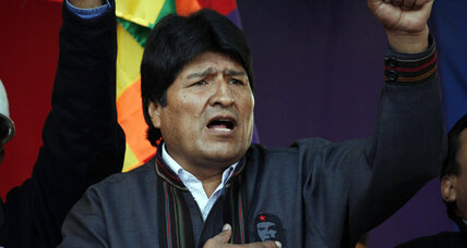 Bolivia's Evo Morales says 'adiós' to USAID