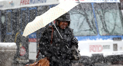 May snowstorm dumps nearly a foot on Wyo. and Colo.
